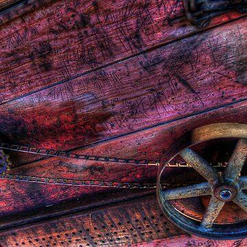 And the Wheel Turns... by blutat2