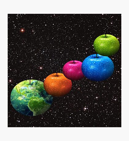 Apple system Photographic Print
