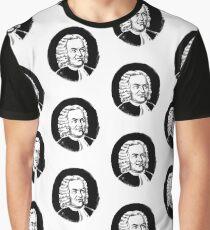 Johann Sebastian Bach Graphic T-Shirt