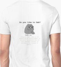 Do you Gab.ai Unisex T-Shirt