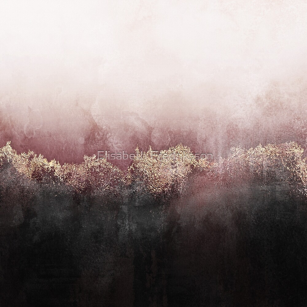 Pink Sky by Elisabeth Fredriksson