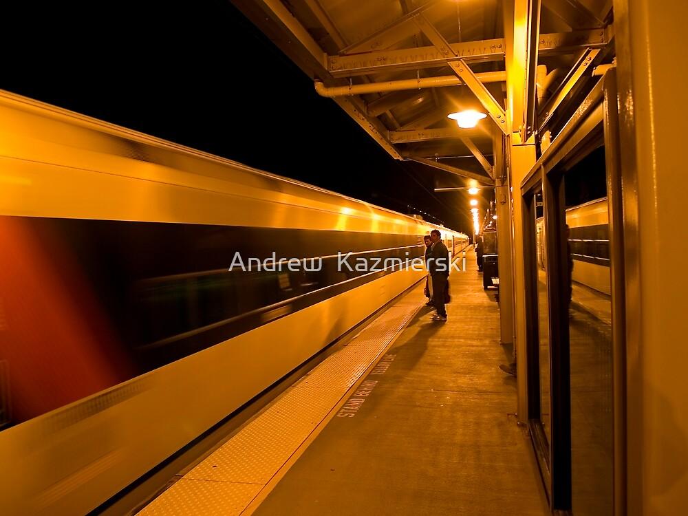 Night Train by andykazie