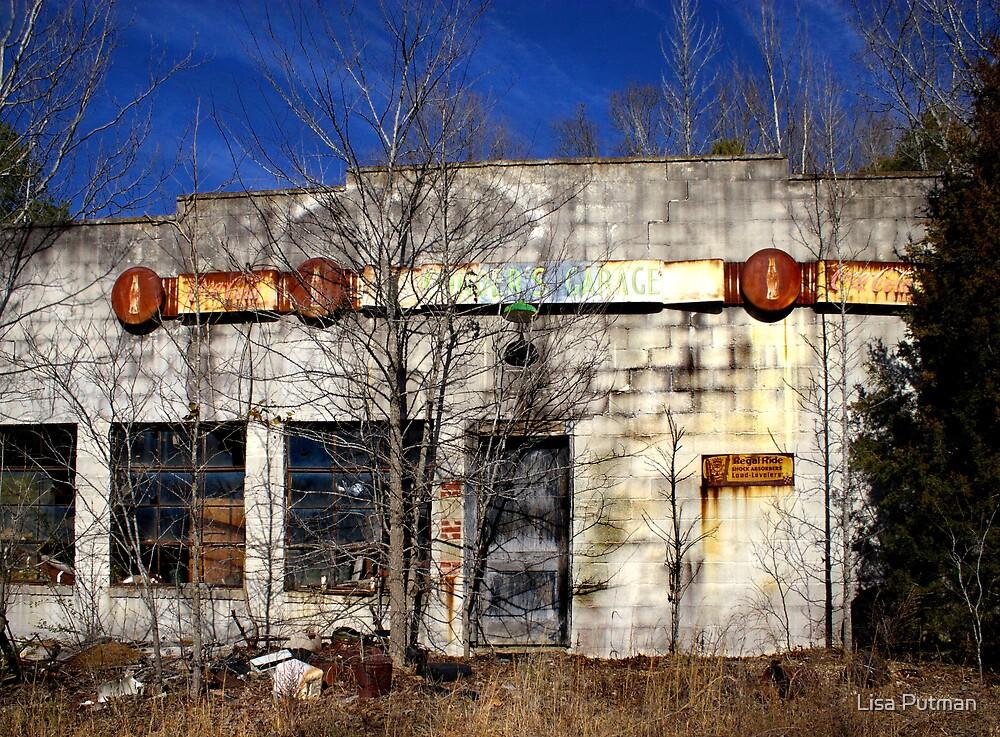 The Garage by Lisa Putman