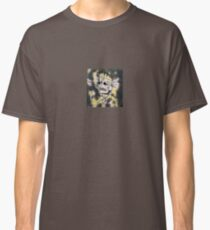Isolated Man Classic T-Shirt