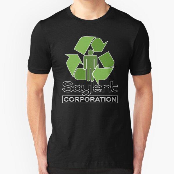 Soylent Corporation Slim Fit T-Shirt