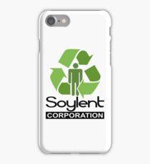 Soylent Corporation iPhone Case/Skin