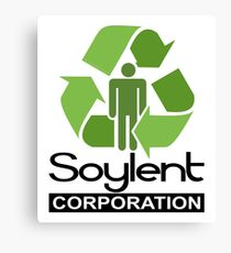 Soylent Corporation Canvas Print