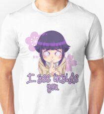 Camiseta unisex I See Inside You
