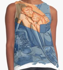 The Book of Love Contrast Tank