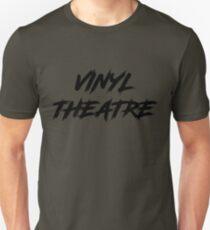 Vinyl Theatre fan logo Unisex T-Shirt