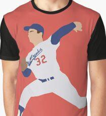 Sandy Koufax Graphic T-Shirt