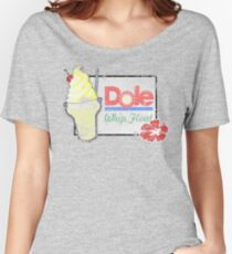 Dole Whip Float (DISTRESSED) Women's Relaxed Fit T-Shirt