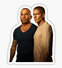 Prison Break Brothers Sticker