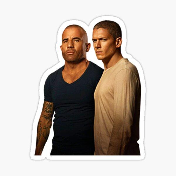 Prison Break Brothers Pegatina
