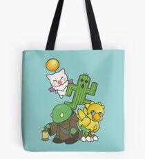 Team Final Fantasy Tote Bag
