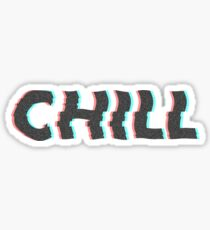chill dude Sticker
