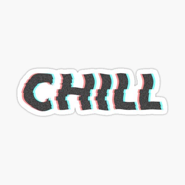 chill dude Sticker