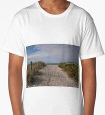 Somewhere Over the Horizon  Long T-Shirt