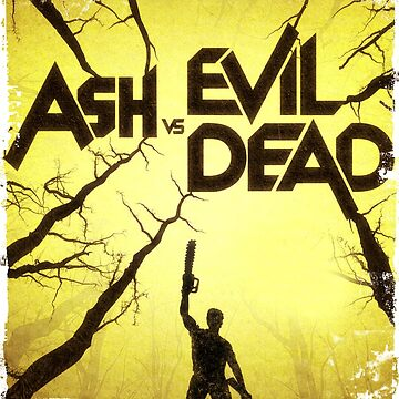 Ash vs Evil Dead by Yithian