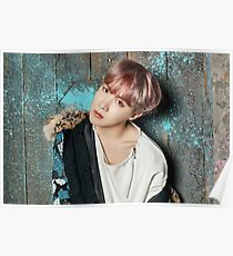 BTS U Never Walk Alone- JHope Poster