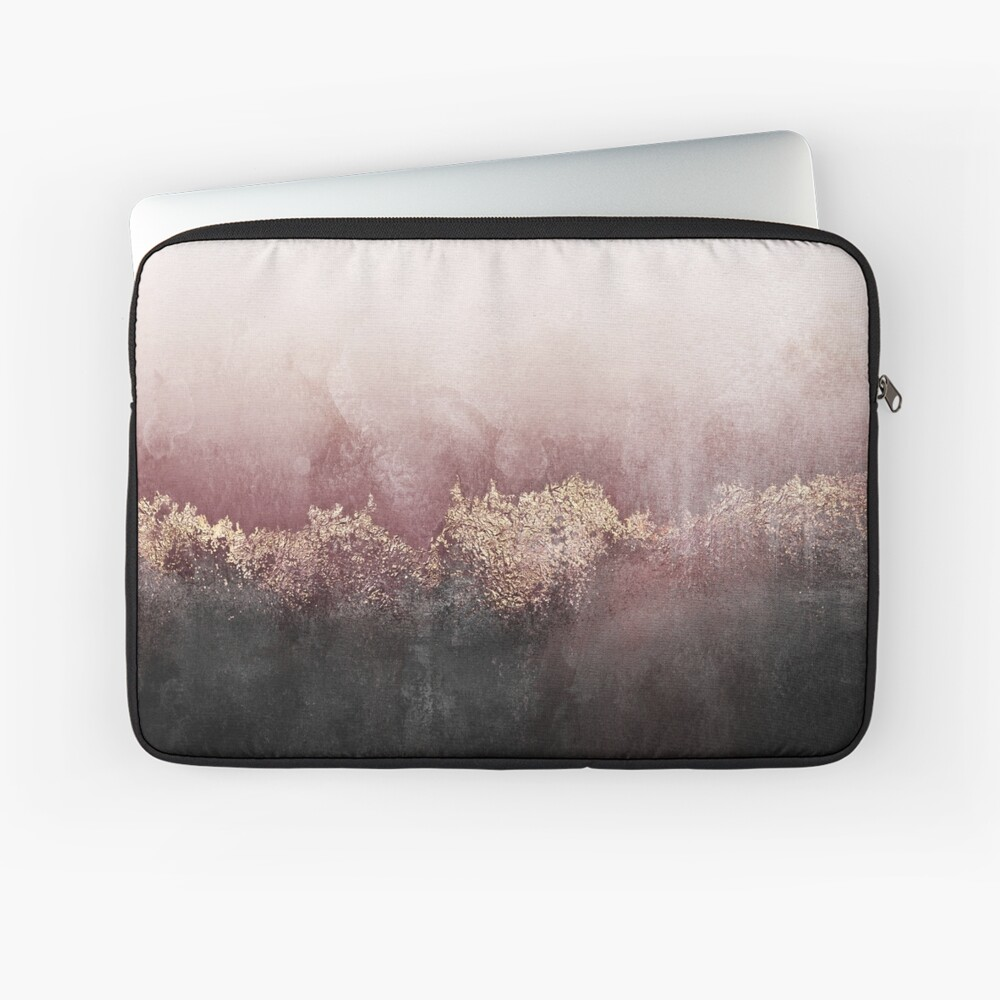 Pink Sky Laptop Sleeve
