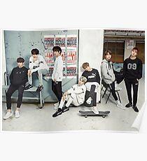 BTS P Poster