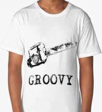 Ash vs Evil Dead - Groovy Long T-Shirt