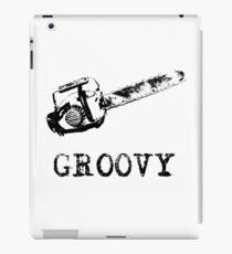 Ash vs Evil Dead - Groovy iPad Case/Skin