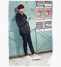 BTS Jungkook P Poster