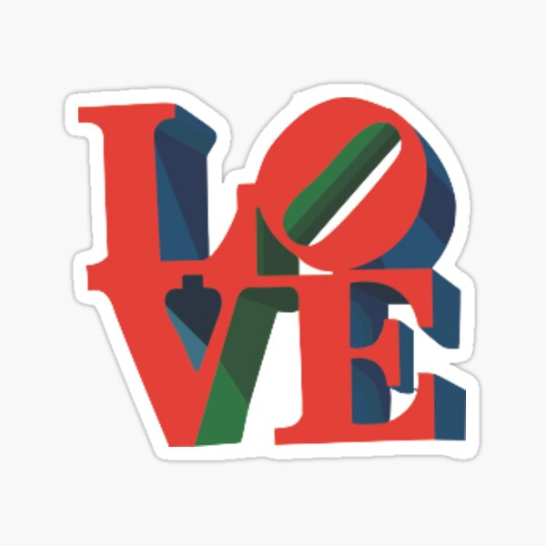 Philly LOVE Sticker