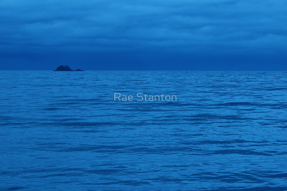 the big blue by Rae Stanton