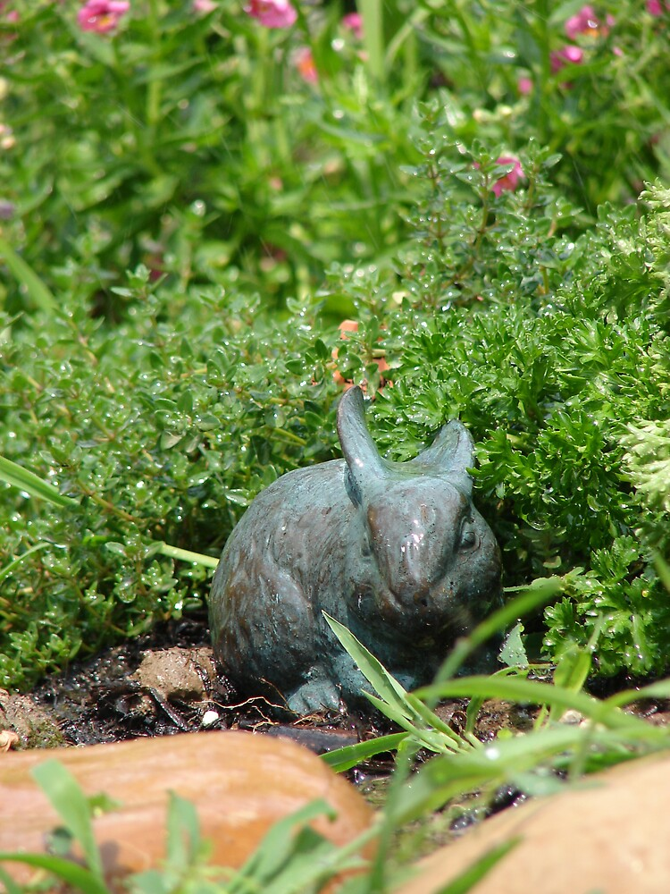 Garden Rabbit by inventor