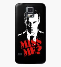 Sherlock - Miss Me (Moriarty) Case/Skin for Samsung Galaxy