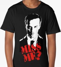 Sherlock - Miss Me (Moriarty) Long T-Shirt