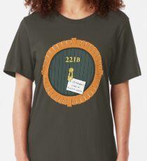 221B Bag End Slim Fit T-Shirt