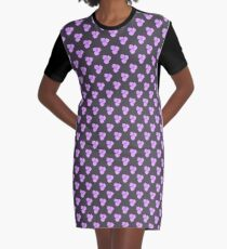 Wildflower Graphic T-Shirt Dress