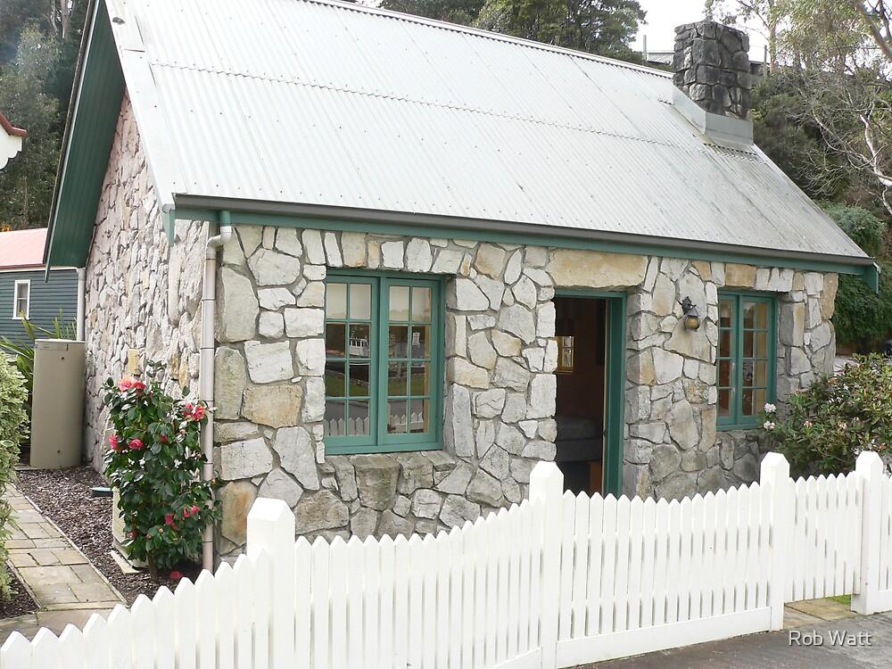 stone house by Rob Watt
