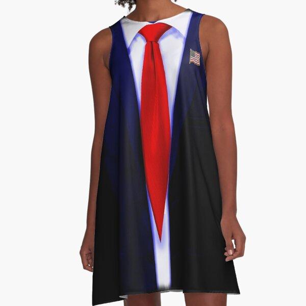 Make America Great Again A-Line Dress