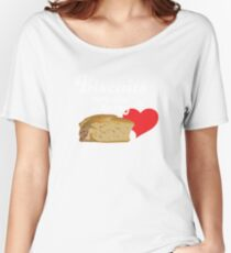 Biscuits are the Key to My Heart Women's Relaxed Fit T-Shirt