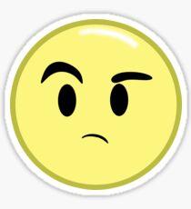 The Doctor's Curiosity Emoji Sticker
