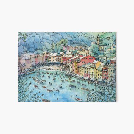 Portofino, Italy Art Board Print