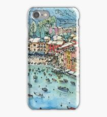 Portofino, Italy iPhone Case/Skin