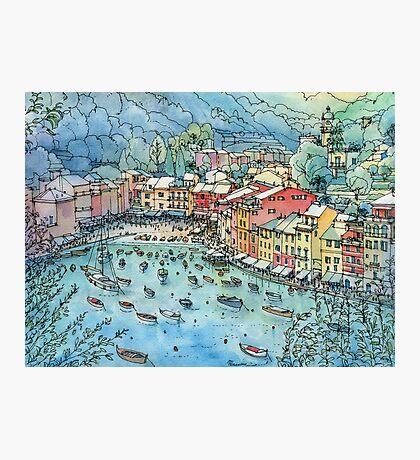 Portofino, Italy Photographic Print