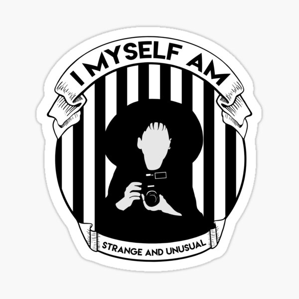 My whole life is a dark room. Sticker