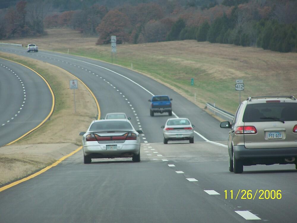 Highway 412 by kostic