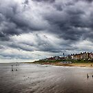 Stormy Seaside by Vicki Field