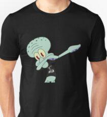 Squidward dab Unisex T-Shirt