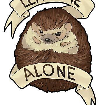 Hedgehog by art-shy