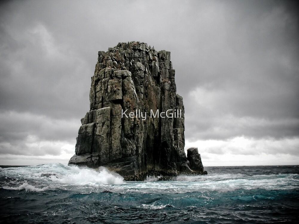 Tasman Sea Monolith by Kelly McGill
