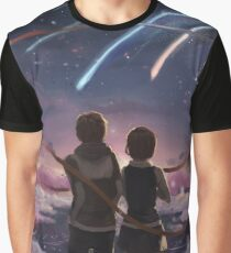 Kimi no na wa Graphic T-Shirt